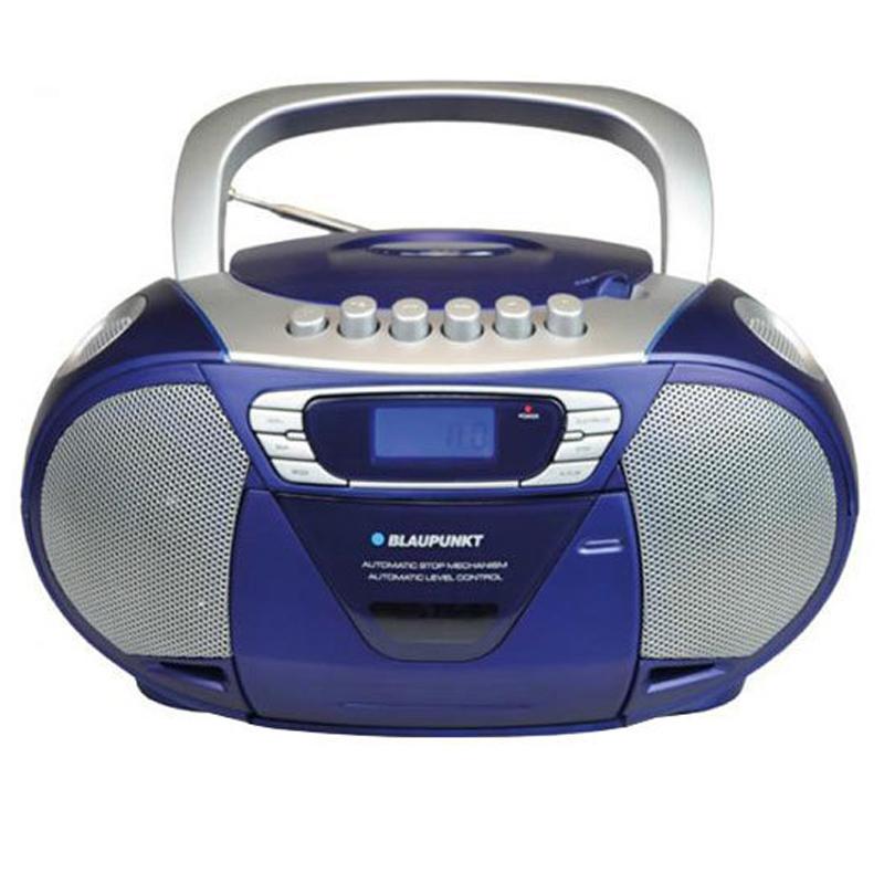 BLAUPUNKT B 11 BL tragbares CD-Radio