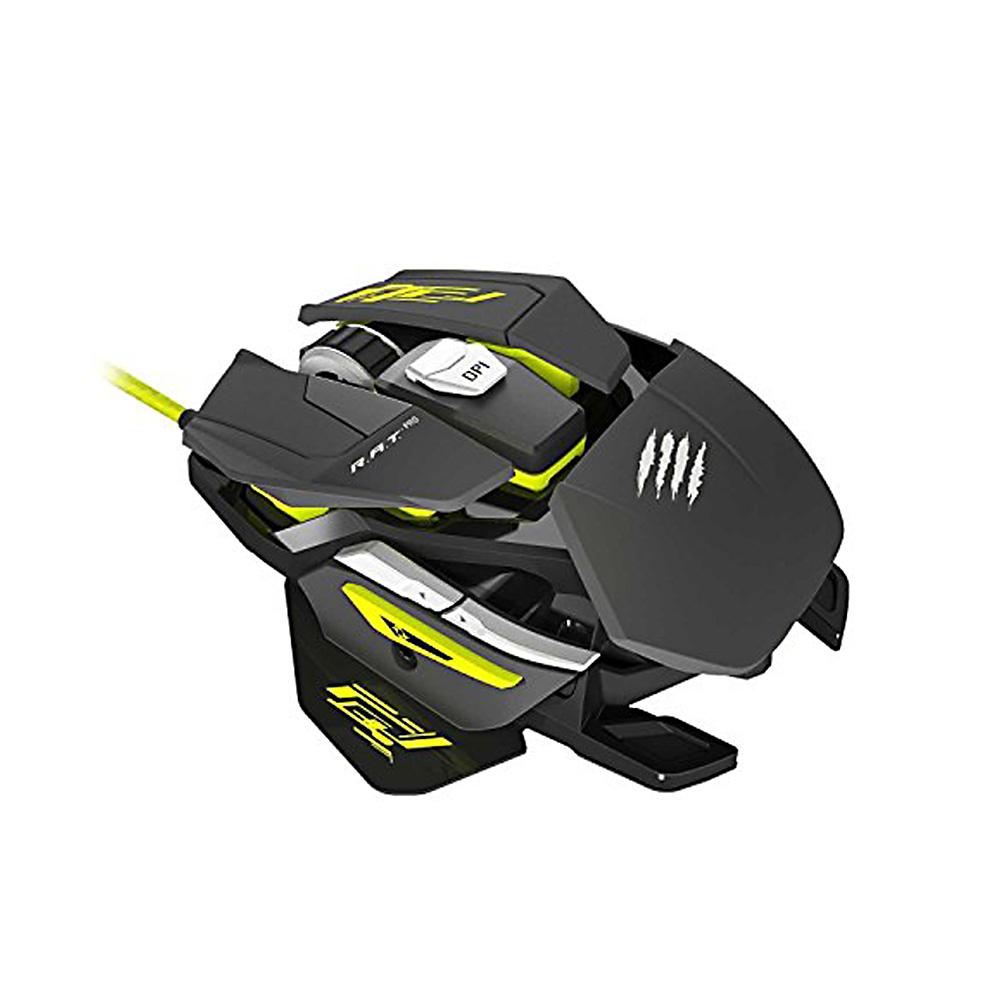 Mad Catz R.A.T.PRO S Gaming Maus für PC