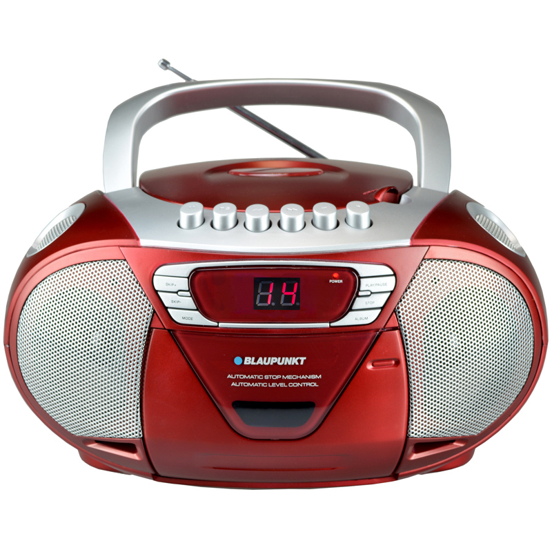 BLAUPUNKT B 11 RD tragbares CD-Radio