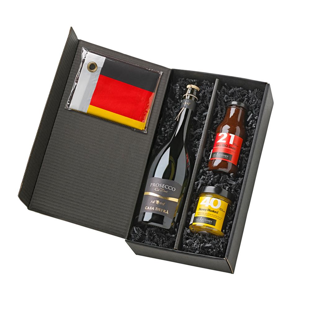 Grillfreund - Geschenkset - WM-Anstoss