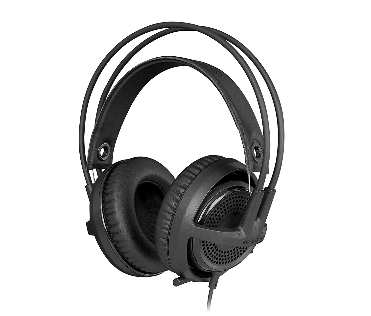 SteelSeries Siberia X300 Gaming Headset Schwarz